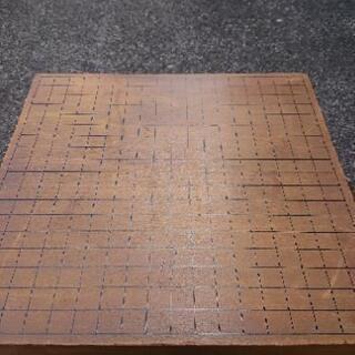 碁盤 ジャンク品 11cm
