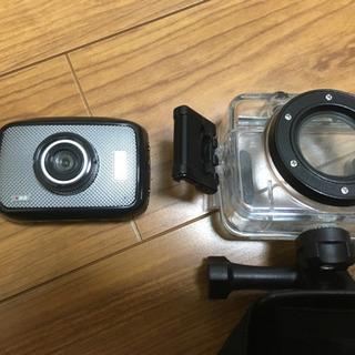 ELECOM アクションカメラ