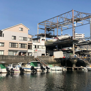 松山市でボートを購入・保管するなら!