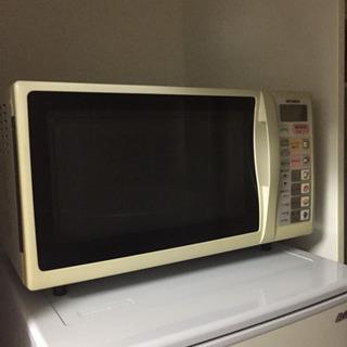 (取引中)三菱MITSUBISHI オーブンレンジ/電子レンジ ...