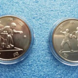◆東京 2020 オリンピック・パラリンピック100円記念硬貨■...