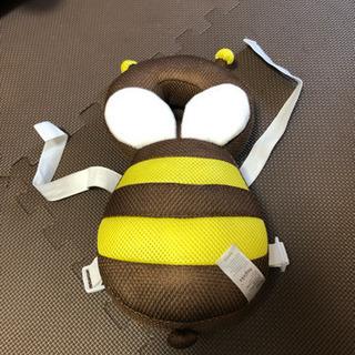 決定✳︎赤ちゃんの頭を守る ハチさん