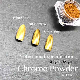 ネイル ハンドメイド ChromePowder