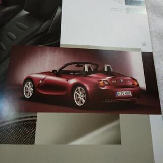 BMWZ4 パンフレット 写真 フォト