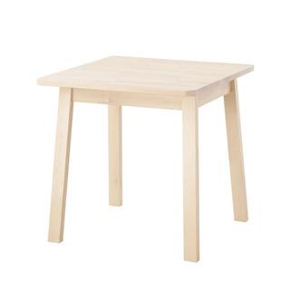 【価格改定】IKEA NORRAKER ノッルオーケル テーブル...