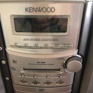 Ken wood コンポ
