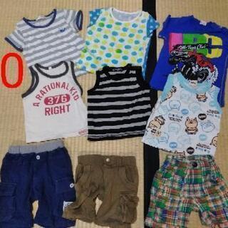 80センチ 男の子 夏服 セット