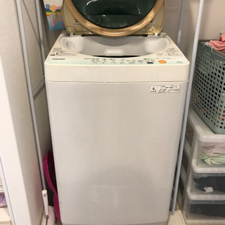 TOSHIBA 洗濯機 7キロ