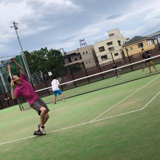 板橋でソフトテニス