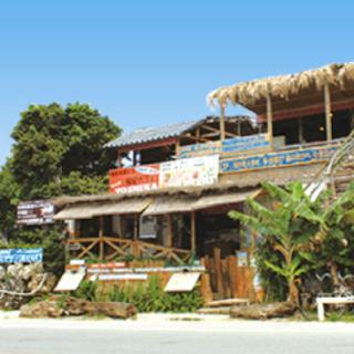 古宇利島の海が見渡せる展望カフェで働きませんか!