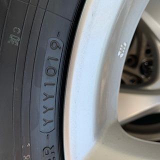 C-HR  Sグレード ホイール4本 タイヤ新品の画像
