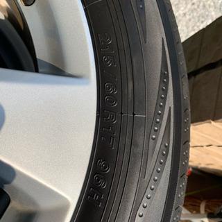 C-HR  Sグレード ホイール4本 タイヤ新品 − 高知県