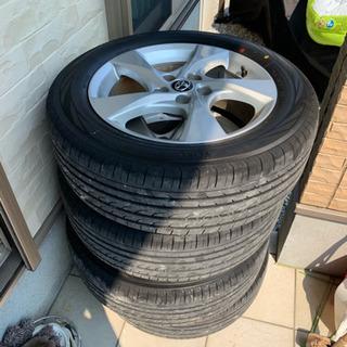 C-HR  Sグレード ホイール4本 タイヤ新品 - 車のパーツ
