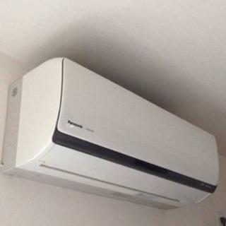 エアコンの取付 取り外し 移設致します。