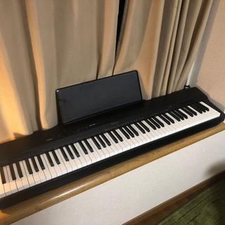 CASIO 88鍵盤 電子ピアノ Privia PX-160BK