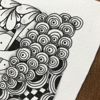 あなたも癒しのアートを書いて自分時間をすごしませんか
