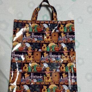 Harrodsのバッグ