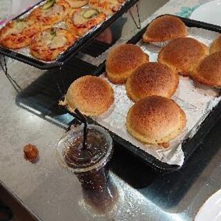 おばちゃんとふわふわのパン作り