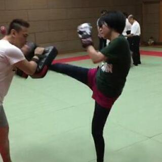 (初心者歓迎) キックボクシング KBフィットネス