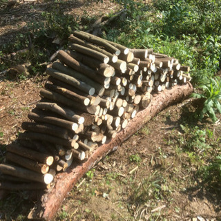 薪の販売を始めました!薪ストーブ、キャンプ、里山再生、古民…