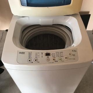 洗濯機 無料