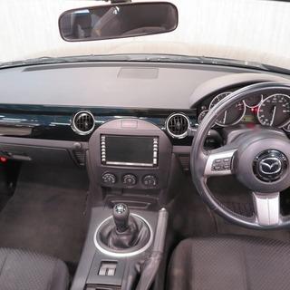 マツダ ロードスター RS ブラック  自社ローン最大手くるまのミツクニお問い合わせは高崎店まで - 中古車