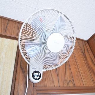 壁付け扇風機【現地引取り】