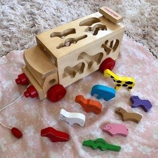 ☆ミキハウス&ベネッセの木製玩具☆