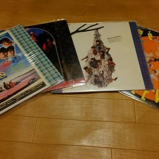 チェッカーズ*LP盤*レコード*4枚