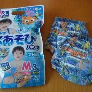 水遊びパンツ 男の子 Mサイズ 5枚