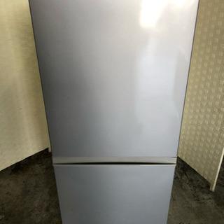 🌈美品で高年式❗️シンプルな2ドア冷蔵庫