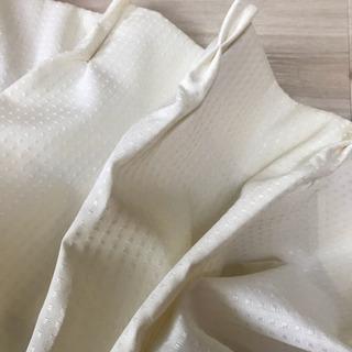 カーテン ニトリ 100×140 レースカーテン付き