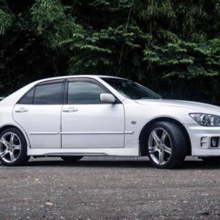 平成15年 アルテッツァ RS200