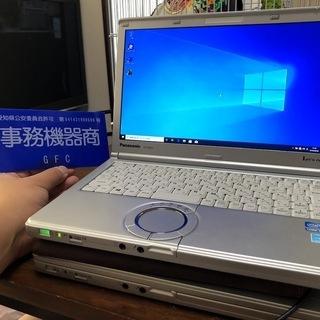 12.1インチ新品SSD搭載!Core i5!Panasonic...