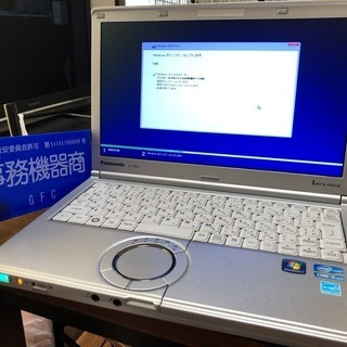 12.1インチCore i5搭載メモリ8GB Windows10...