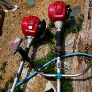 草刈機  刈払機  チェンソー  動噴   メンテナンス   修理