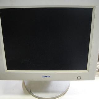 SOTEC 15型TFTカラー液晶モニターディスプレイ L15W...