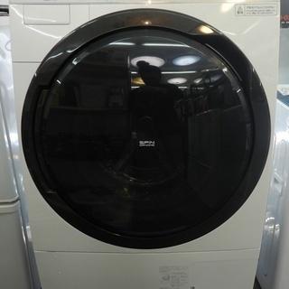 ☆長期保証付き☆ ドラム式洗濯機 Panasonic (洗い11...