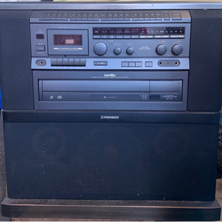 🉐💎珍品 パイオニア Pioneer laserdisc カラオケ機