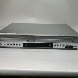 VHS/DVD再生OK★LG★DVCR-B200 ビデオ一体型D...