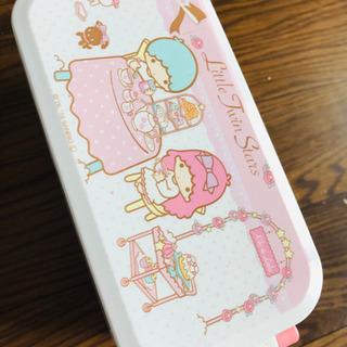 キキ☆ララ お弁当箱とお箸セット(新品)