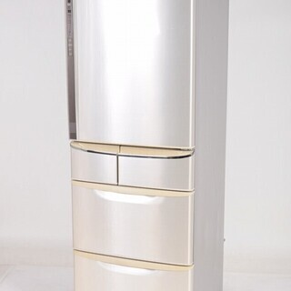 R-HE001 パナソニック 5ドア 427L 冷蔵冷蔵庫 NR...