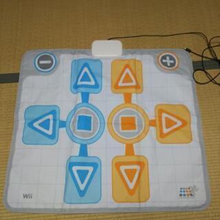 Wii コントローラーマット