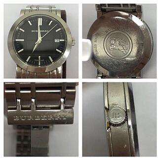 正規品 バーバリー Burberry 腕時計を売ります