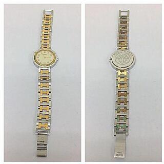 正規品 HERMES エルメス クリッパー 腕時計を売ります