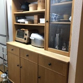 Momonatural 食器棚 VENT