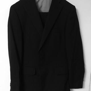 PSFA ブラックスーツ(ストライプ)セットアップ