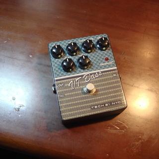 テック21 VT Bass ベースエフェクター