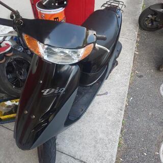 7000円引き中!ディオ50cc原付バイク。