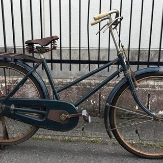 当時物・MIYATA・ミヤタ・懐かしい昭和レトロの自転車・オリジナル